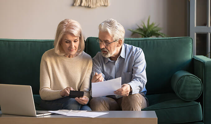 Independent Retirement Accounts