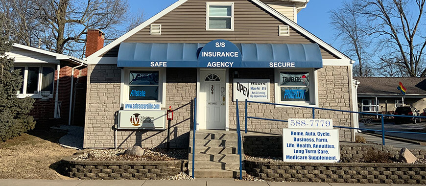 insurance agency in new baden illinois